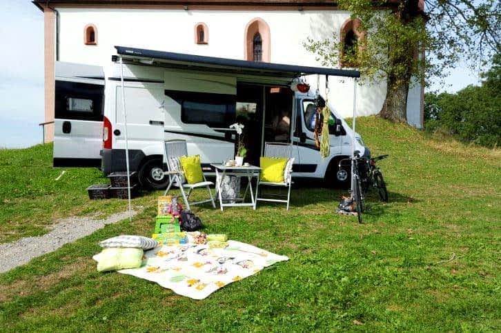 wohnmobil camper karlsson in bad waldsee mieten. Black Bedroom Furniture Sets. Home Design Ideas