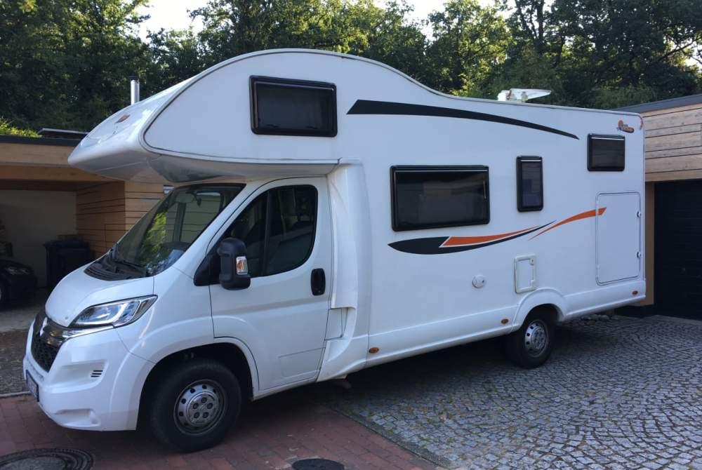 Wohnmobil mieten in Wolfsburg von privat | Citroen Samson