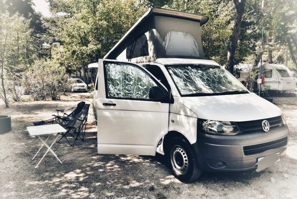 Wohnmobil mieten in Butzbach von privat | Volkswagen Gandalf