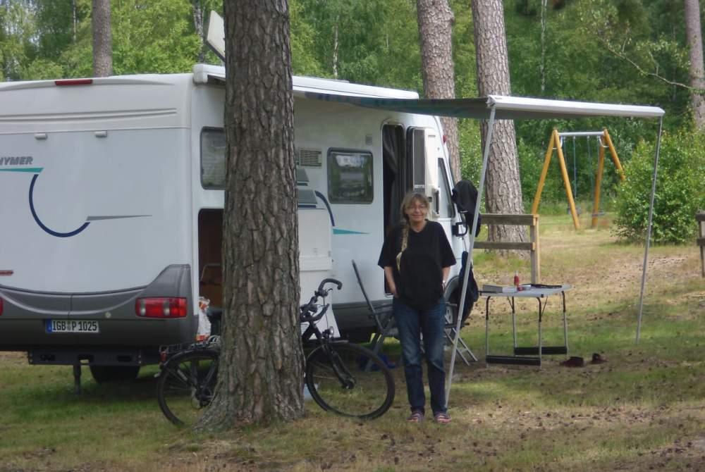 Wohnmobil mieten in Sankt Ingbert von privat | Hymer hymer b 644
