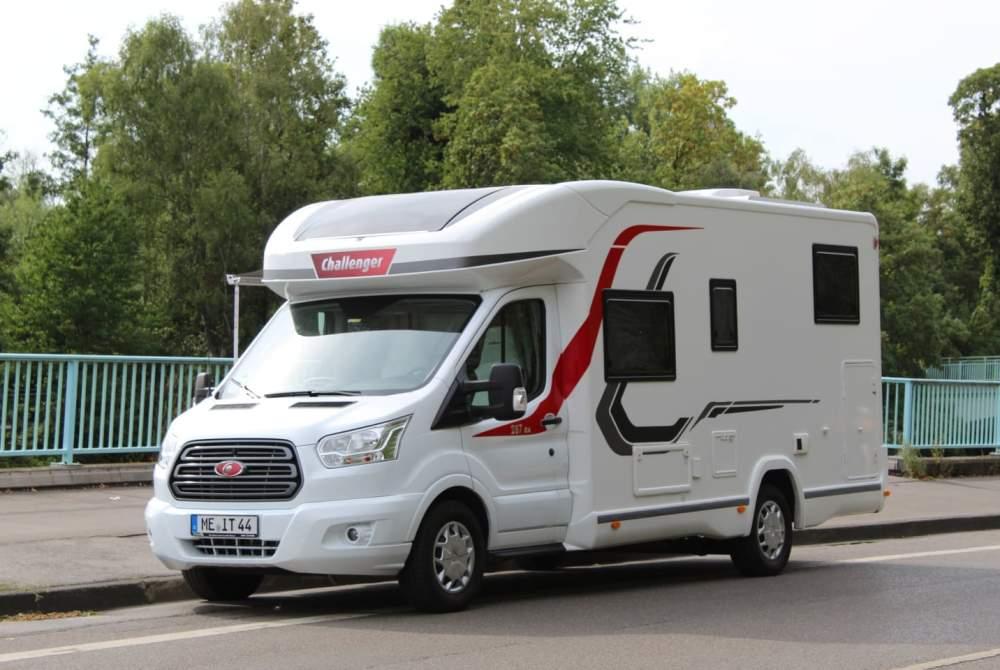 Wohnmobil mieten in Mülheim an der Ruhr von privat | Challenger Cooly