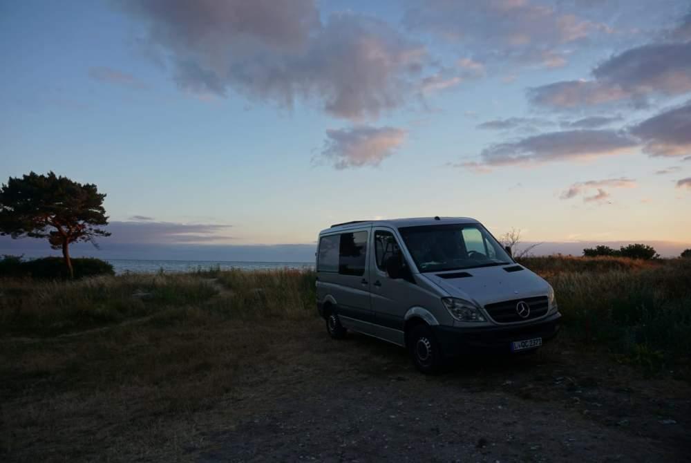 Wohnmobil mieten in Leipzig von privat | Mercedes  Juli