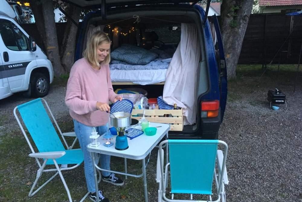 Wohnmobil mieten in Münster von privat | Volkswagen Hubert