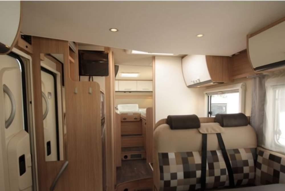 Wohnmobil mieten in Wangen im Allgäu von privat | Sunlight  Marina