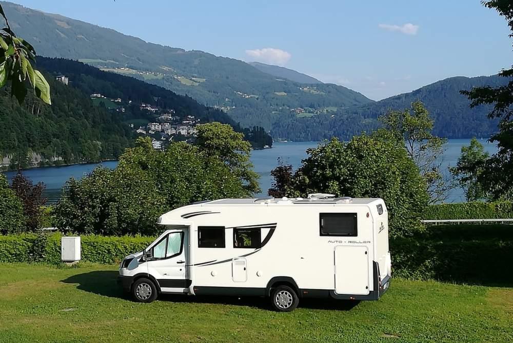 Wohnmobil mieten in Gottmadingen von privat | Roller-Team / Ford Bob