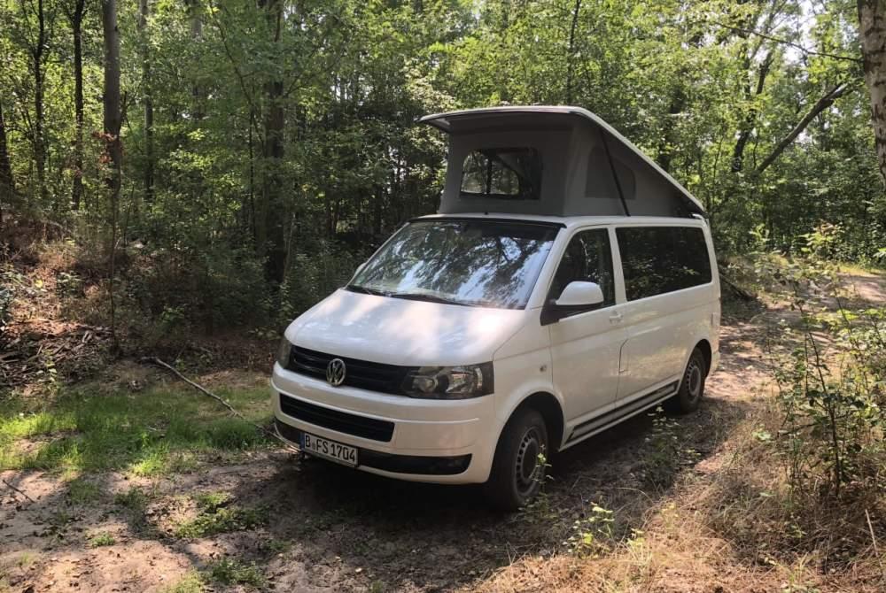 Wohnmobil mieten in Berlin von privat | Volkswagen Bongo
