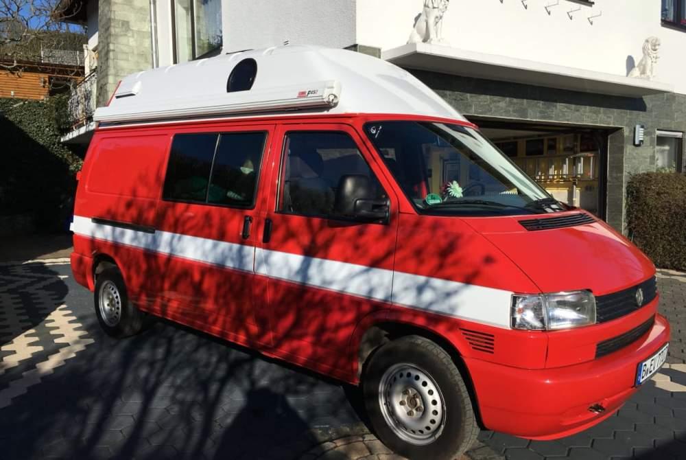 Wohnmobil mieten in Berlin von privat | Volkswagen Bussi