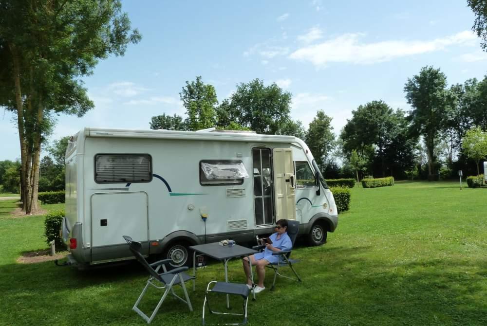 Wohnmobil mieten in Soest von privat | Hymer Sternchen