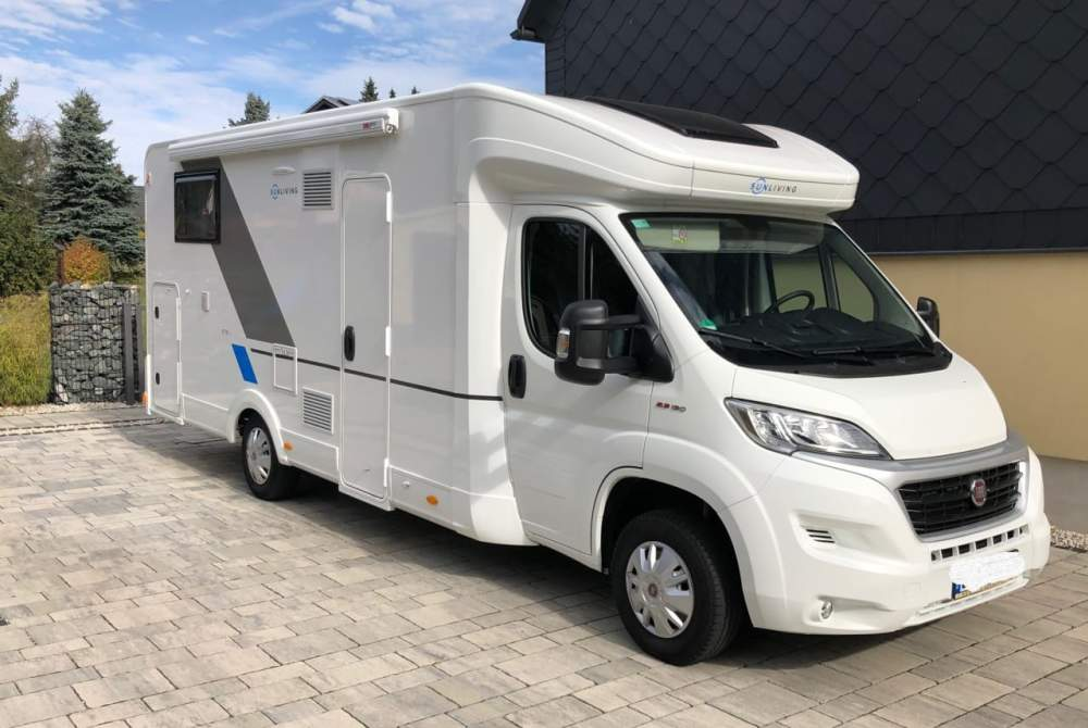 Wohnmobil mieten in Gornau/Erzgeb. von privat | Fiat Sun Living S 75 SL