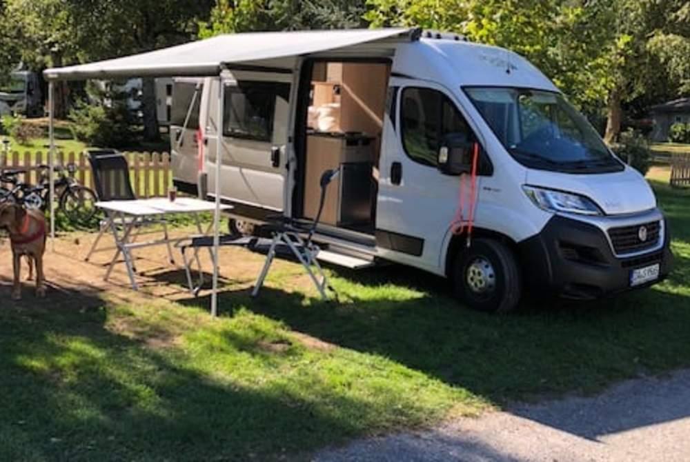 Wohnmobil mieten in Roßdorf von privat | Pössl Bruzzler