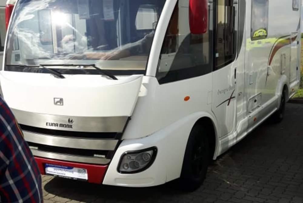 Wohnmobil mieten in Wolfsburg von privat   EURA MOBIL Egon