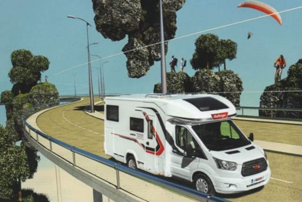 Wohnmobil mieten in Duisburg von privat | Challenger Schnecke