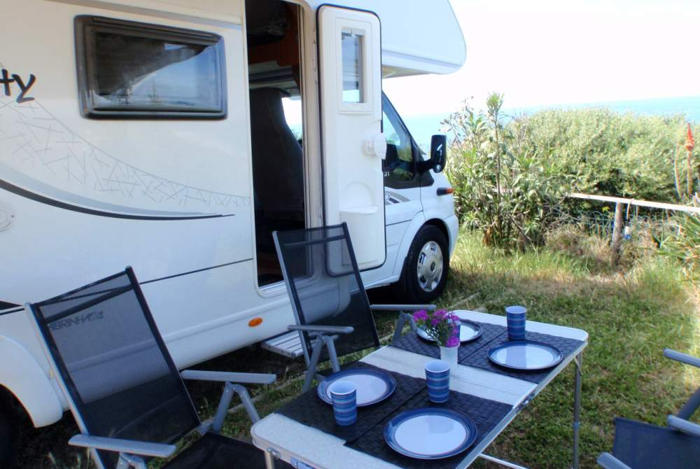 Wohnmobil mieten in Bulzi von privat | LMC La Sarda