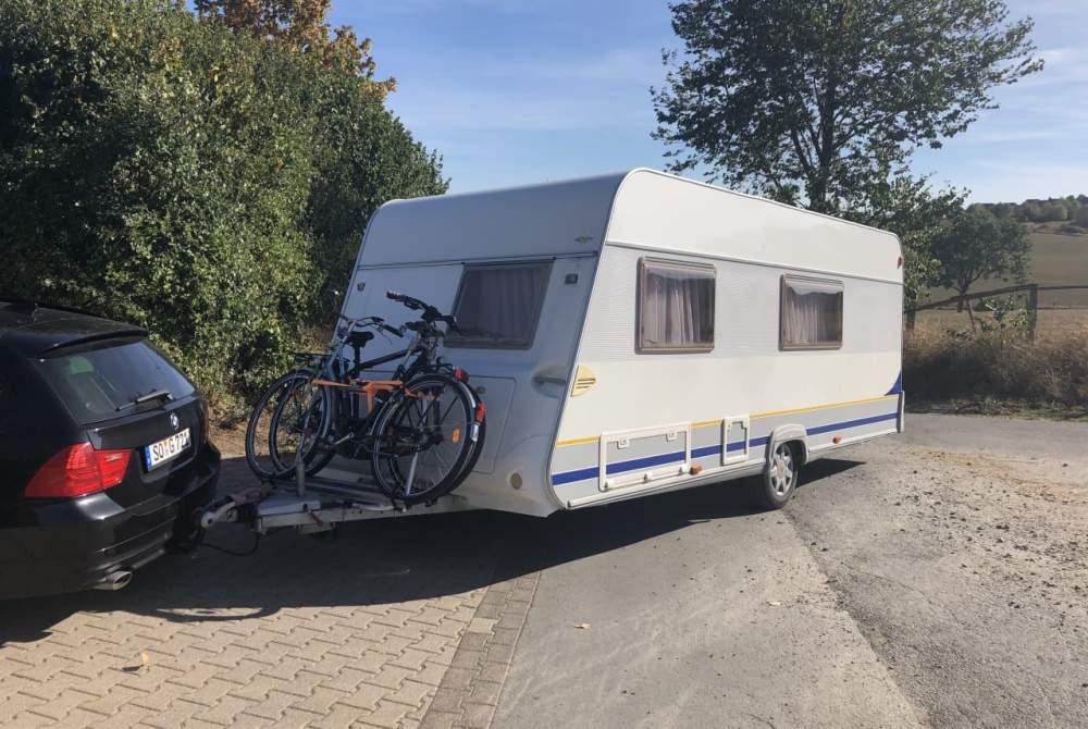 Wohnmobil mieten in Welver von privat | Bürstner Bürsti