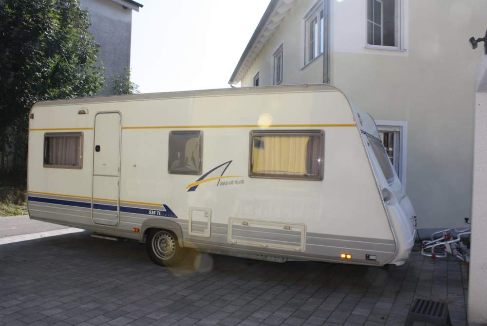 Wohnmobil mieten in Igling von privat | Bürstner Lloyd