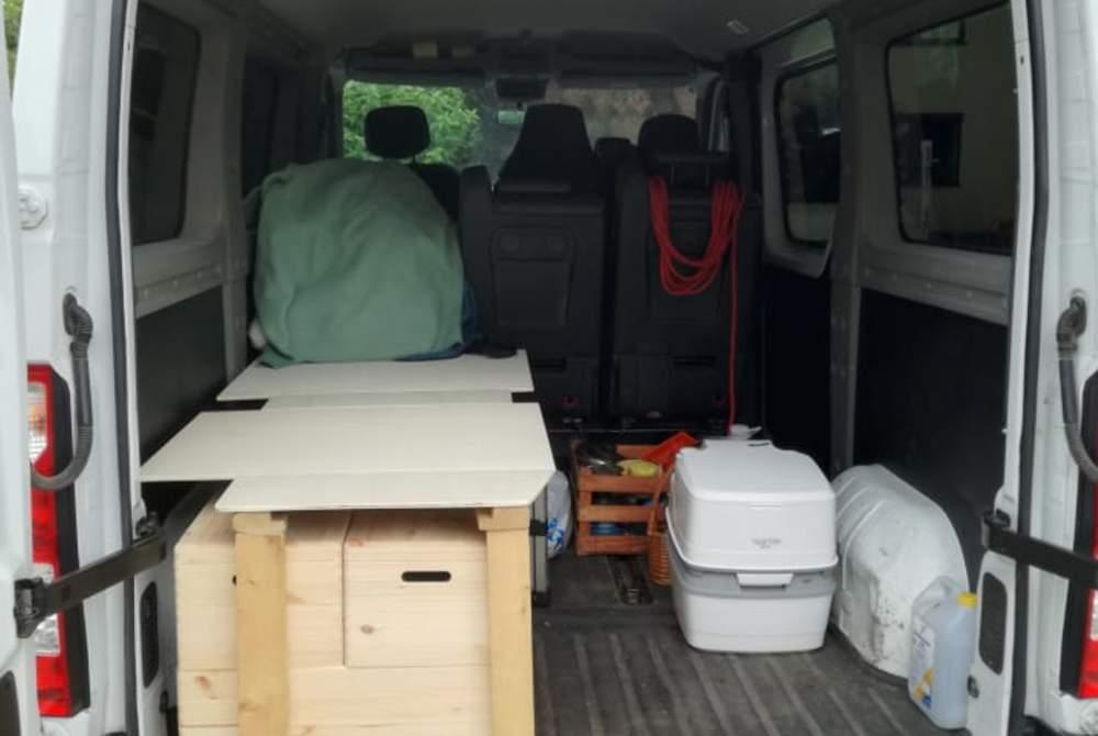Wohnmobil mieten in Lambach von privat | Renault Master