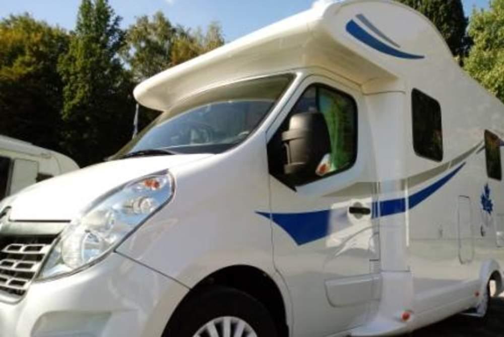 Wohnmobil mieten in Mönchengladbach von privat | Ahorn  Family Car