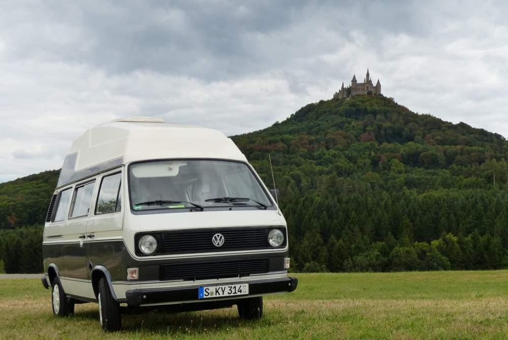 Wohnmobil mieten in Stuttgart von privat | Volkswagen SkyPi