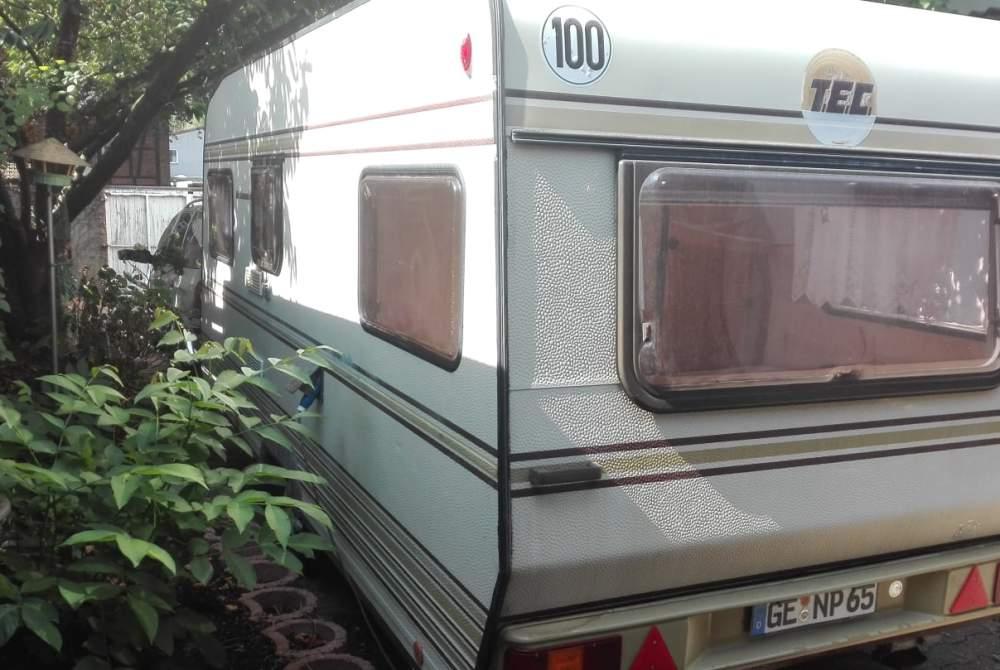 Wohnmobil mieten in Gelsenkirchen von privat | Tec Weltenbummler