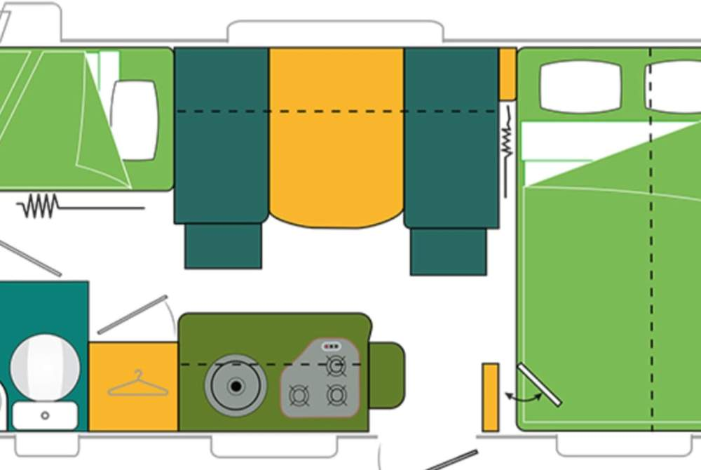Wohnmobil mieten in Melsungen von privat | Sterckeman Familienwohni