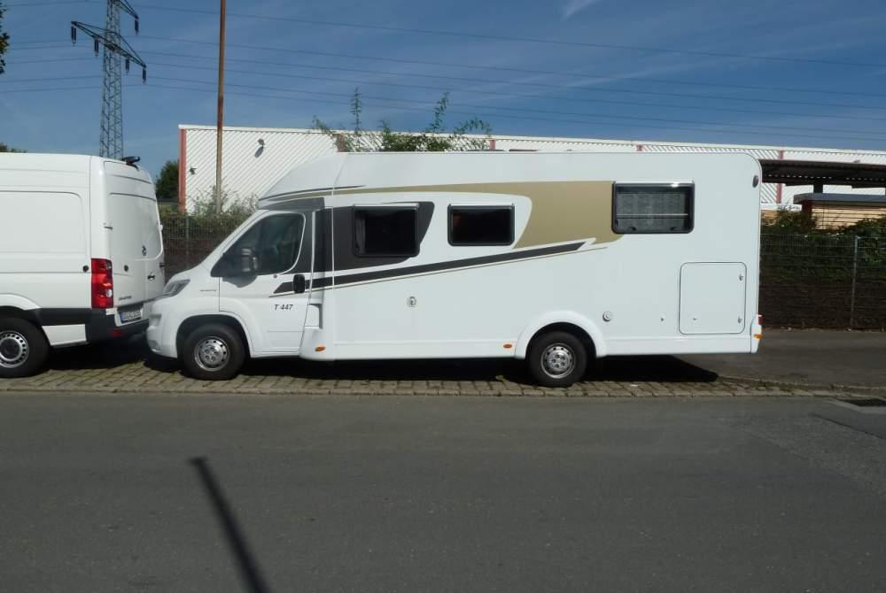 Wohnmobil mieten in Dortmund von privat | Fiat  Carado T 447 H