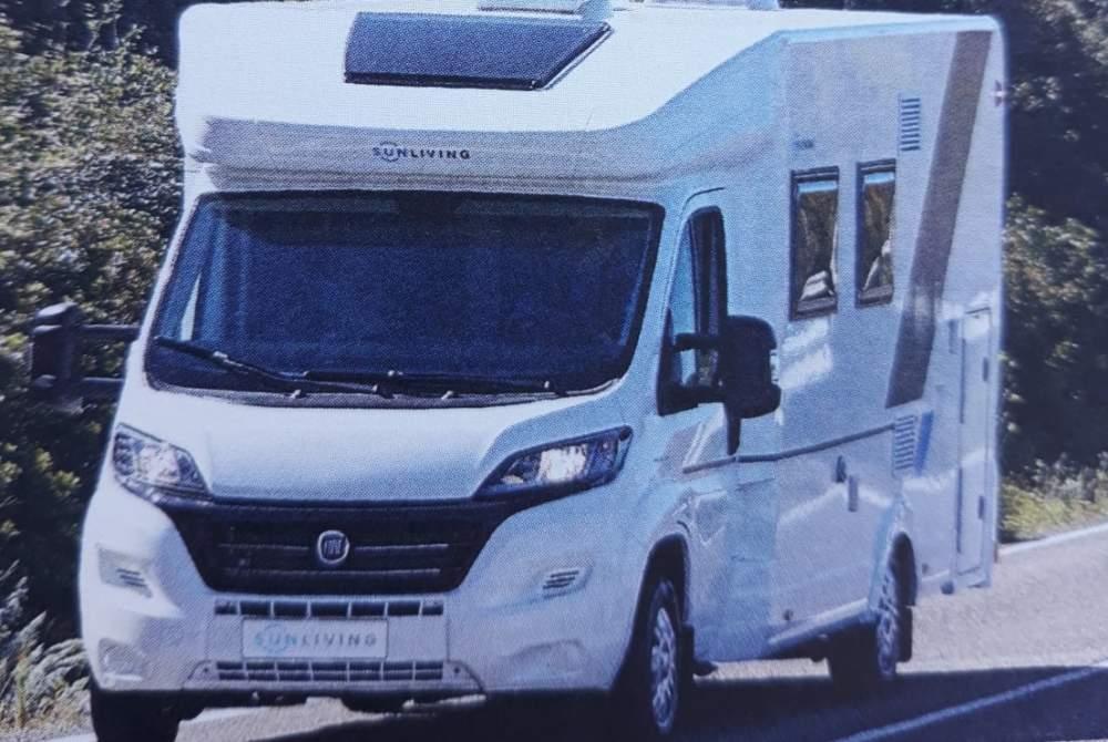 Wohnmobil mieten in Soest von privat | Fiat Boerdecamper
