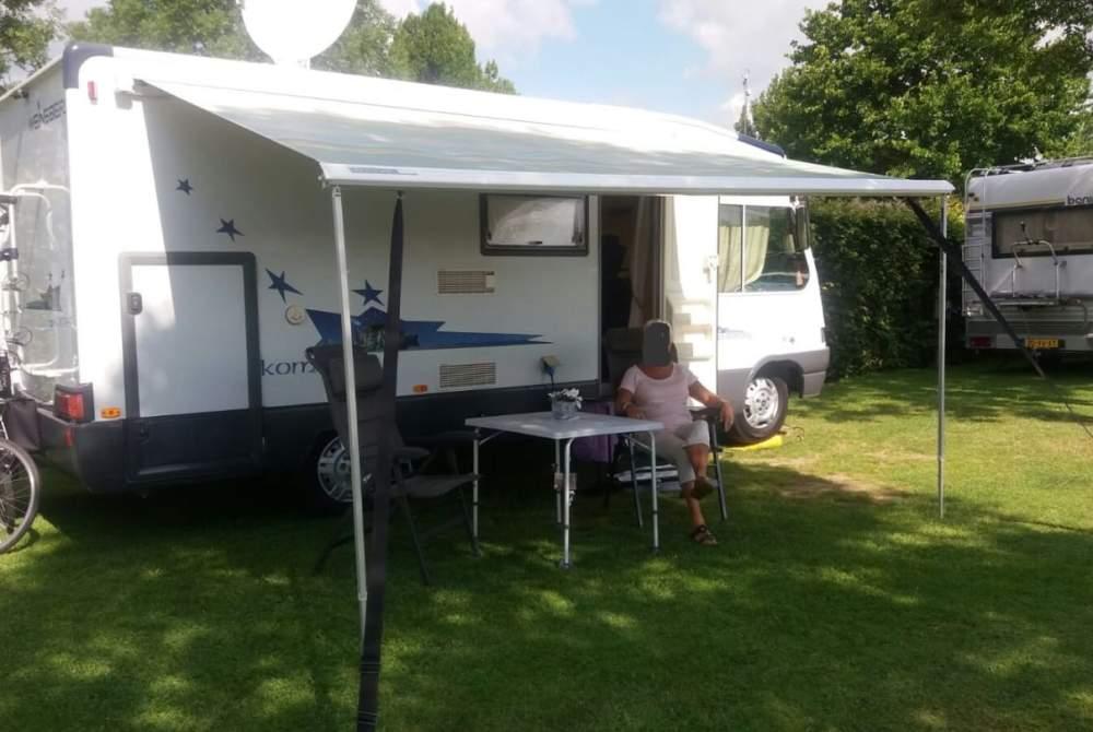 Wohnmobil mieten in Doetinchem von privat | Fiat HB