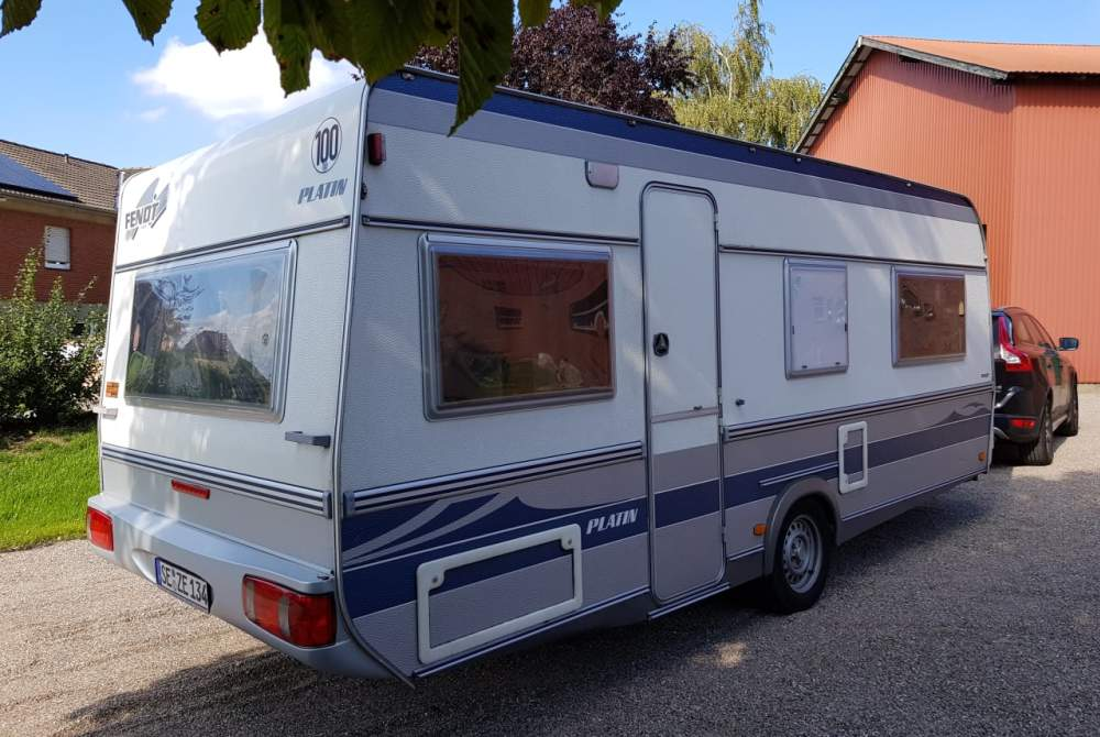 Wohnmobil mieten in Pronstorf von privat   Fendt Werner