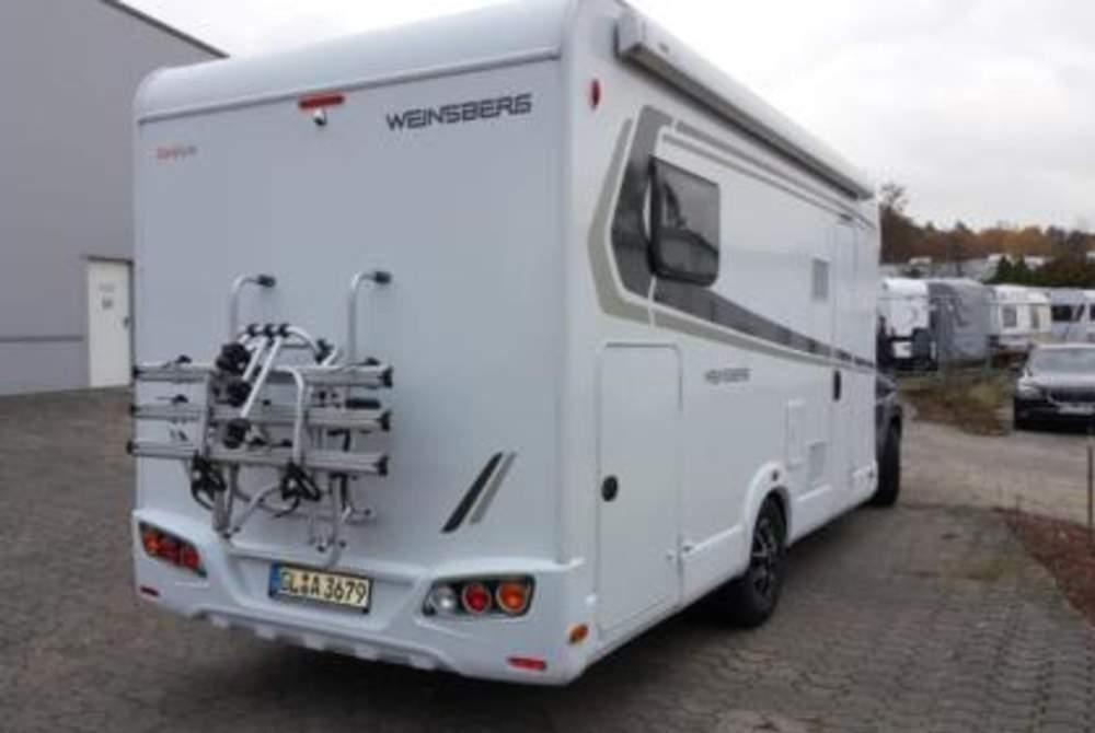 Wohnmobil mieten in Ratekau von privat | WEINSBERG Muschelschubser