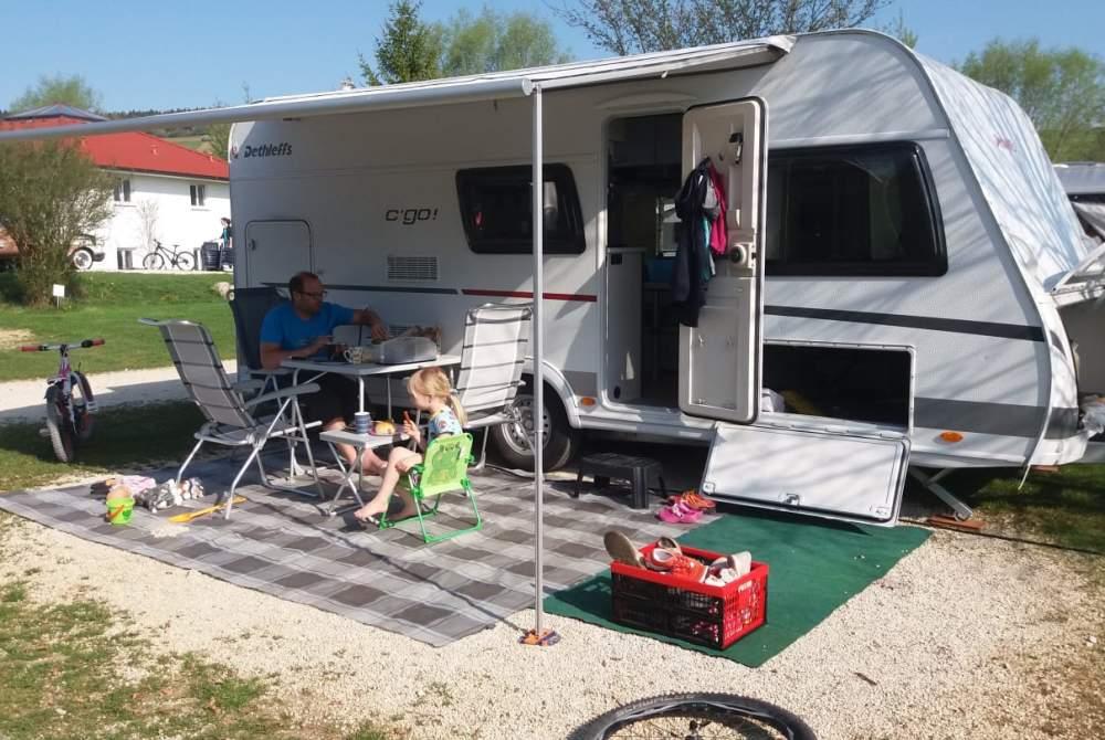 Wohnmobil mieten in Gemeinde Reutte von privat | Dethleffs Franzl