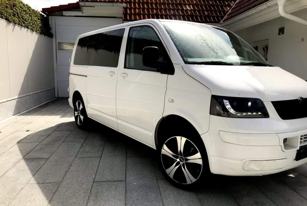 Wohnmobil mieten in Seiersberg von privat | Volkswagen MaxMobil