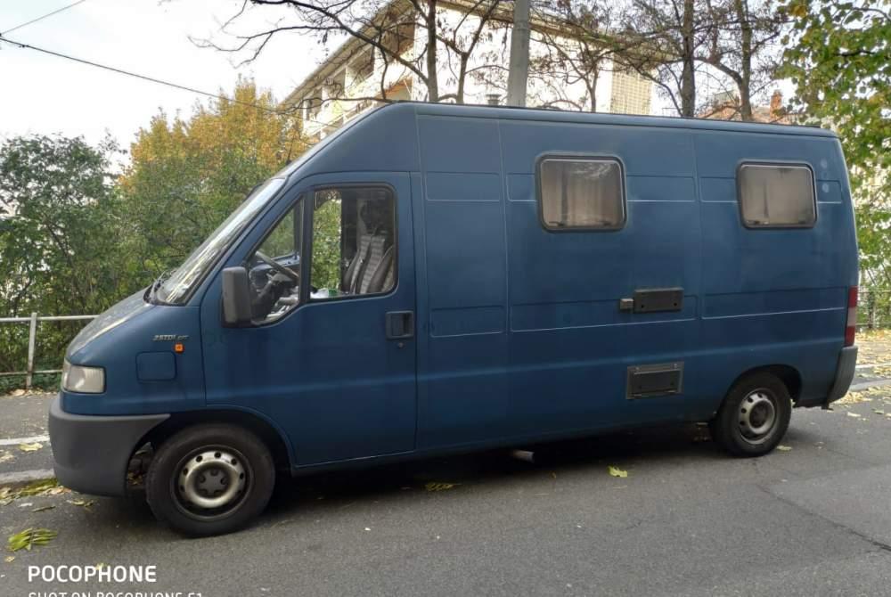 Wohnmobil mieten in Stuttgart von privat | Fiat Frau Tom