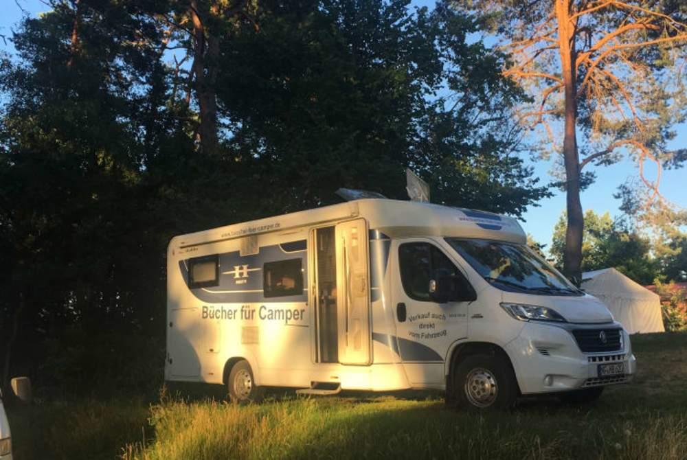 Wohnmobil mieten in Böklund von privat | Hobby Auto(ren)mobil
