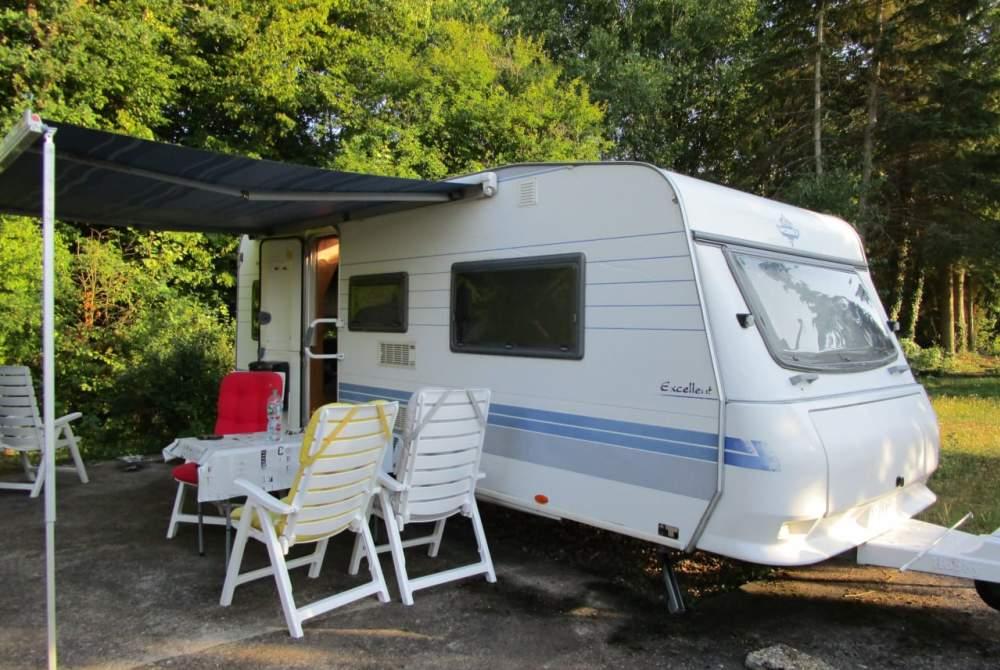 Wohnmobil mieten in Eisenberg (Pfalz) von privat | Hobby Excellent Easy 500 Spargelstecher