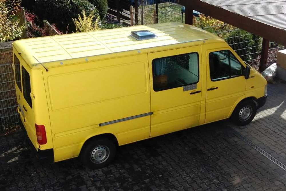 Wohnmobil mieten in Seligenstadt von privat | VW LT 35 la Sol