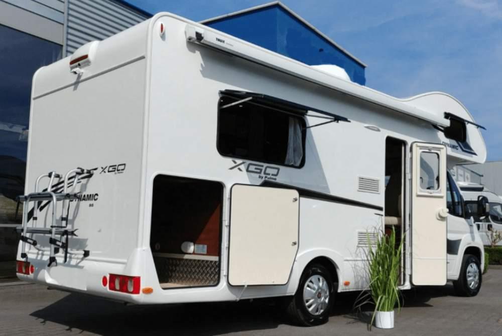 Wohnmobil mieten in Verl von privat | Frei TH-123