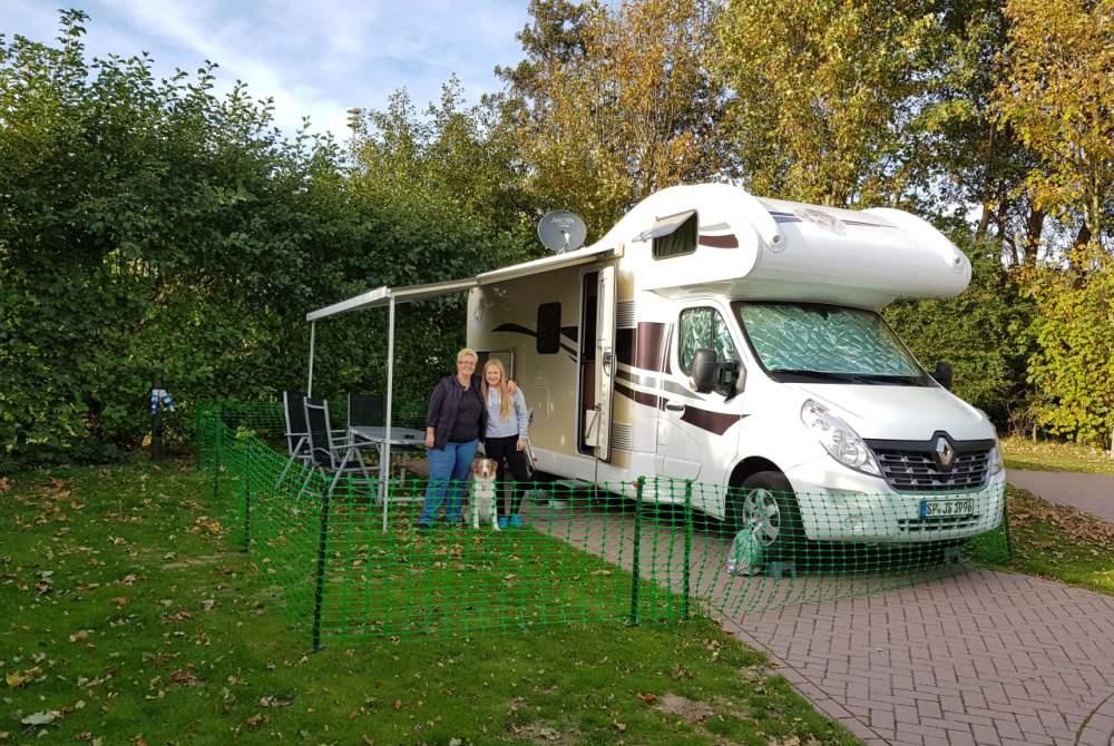 Wohnmobil mieten in Speyer von privat   Ahorn Donnerbuddy