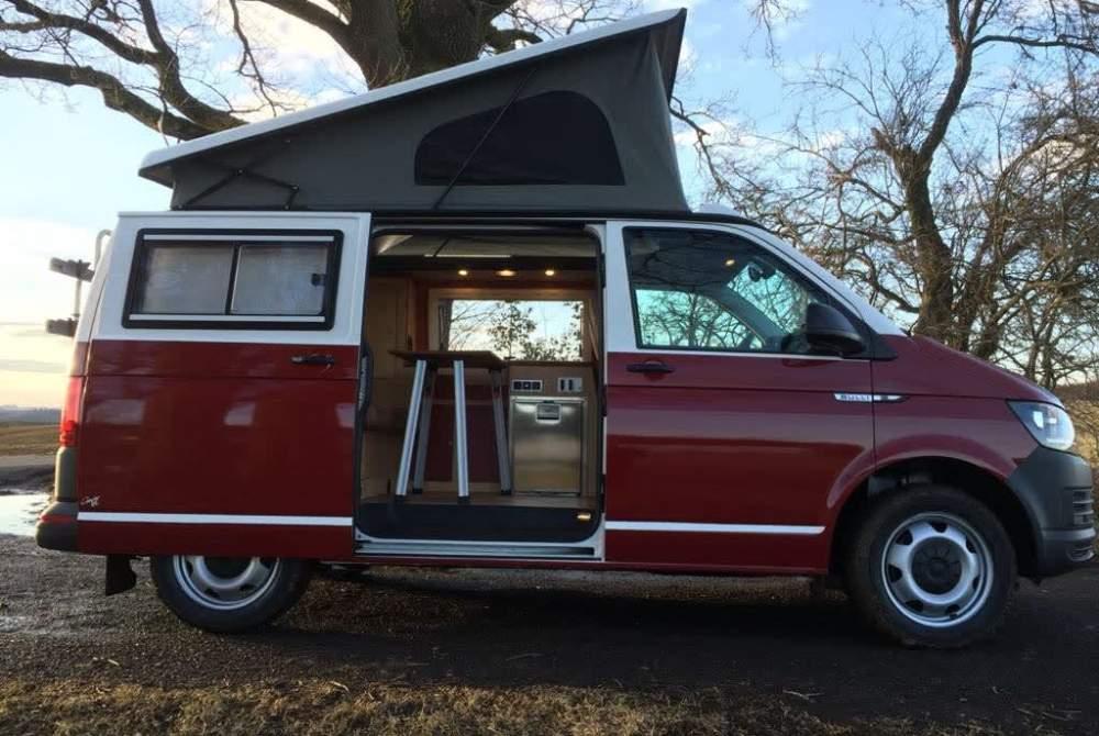 Wohnmobil mieten in Köln von privat |  VW Rudi