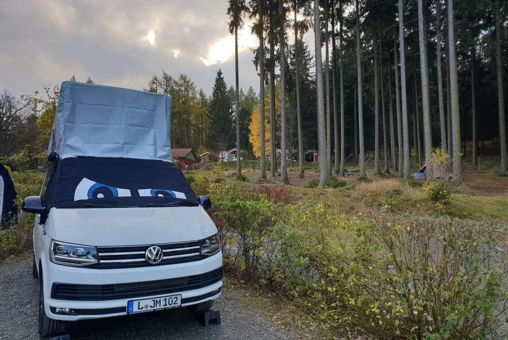 Wohnmobil mieten in Leipzig von privat | VW Beach-LE