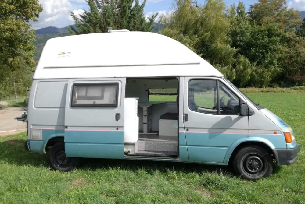 Wohnmobil mieten in Freiburg im Breisgau von privat | Ford Matilda