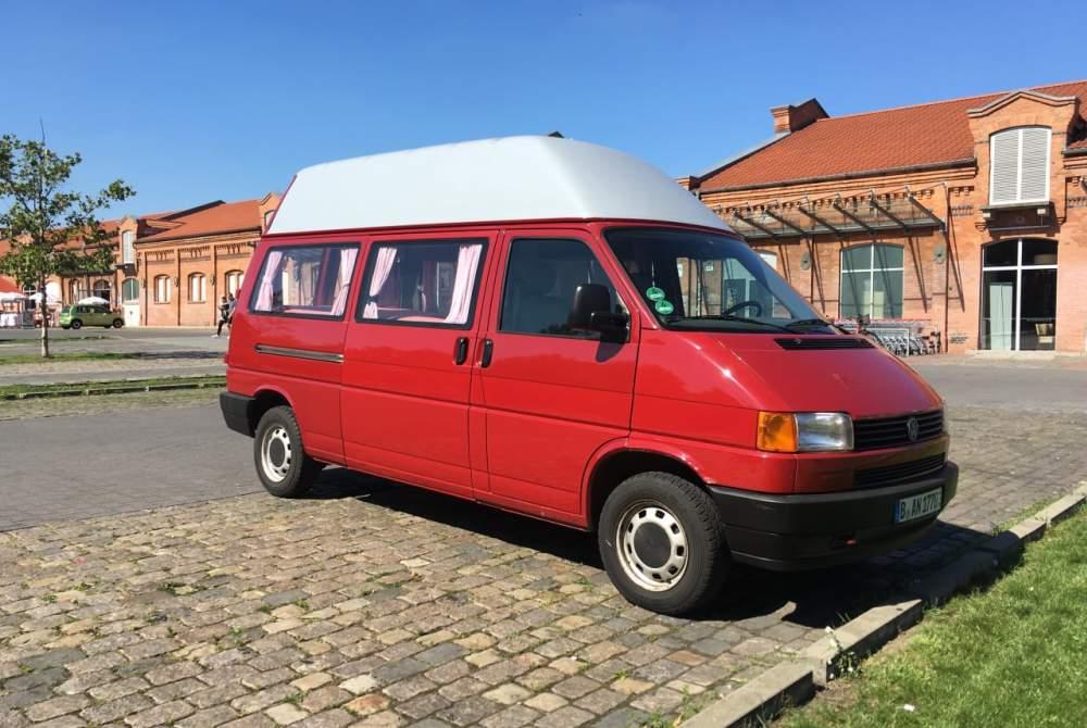 Wohnmobil mieten in Berlin von privat | Volkswagen Berliner