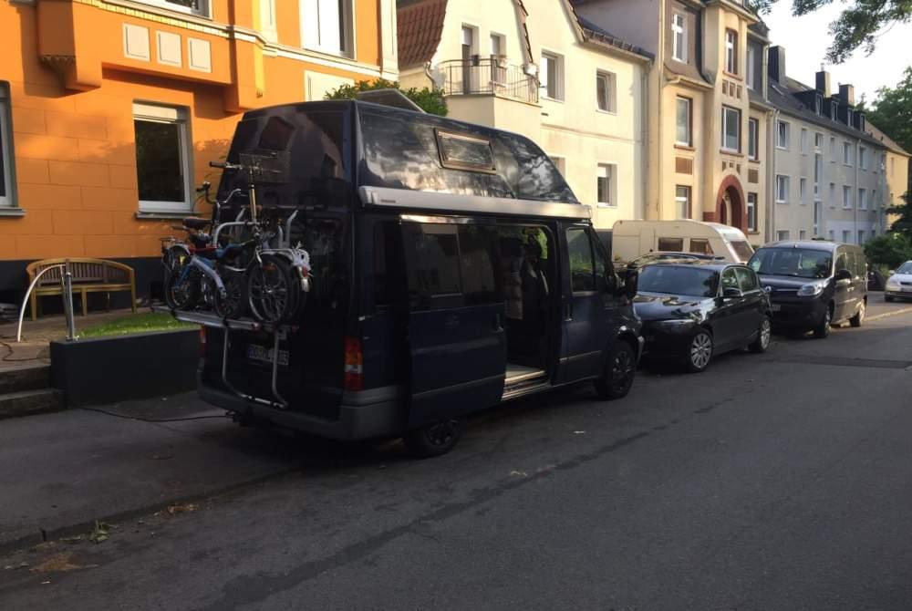 Wohnmobil mieten in Dortmund von privat | Ford Nugget