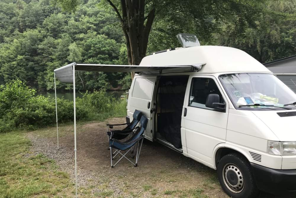Wohnmobil mieten in Münster von privat | VW Bulli