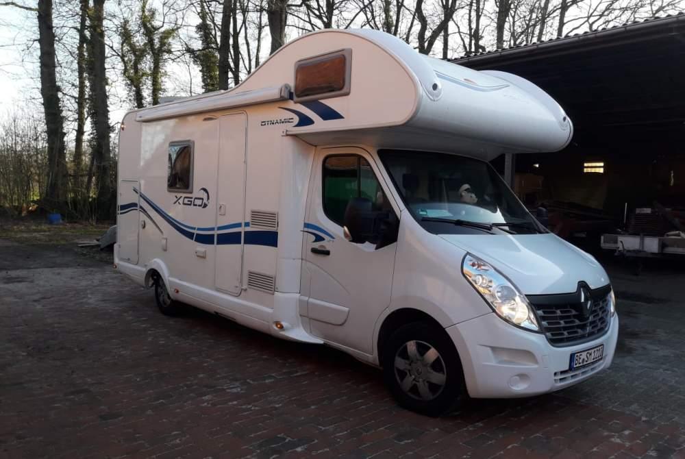 Wohnmobil mieten in Ostbevern von privat | Renault  Kokosnuss