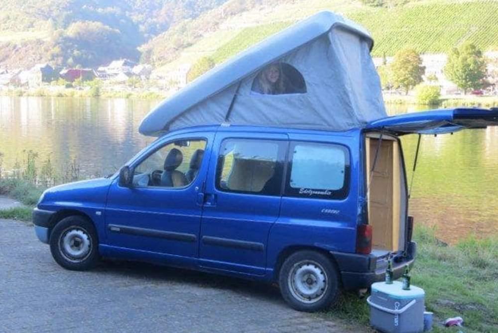 Wohnmobil mieten in Leiningen von privat | Citroën  Urmel