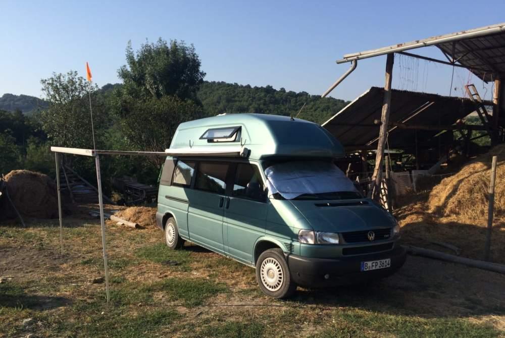 Wohnmobil mieten in Berlin von privat | Volkswagen Fätter Peter