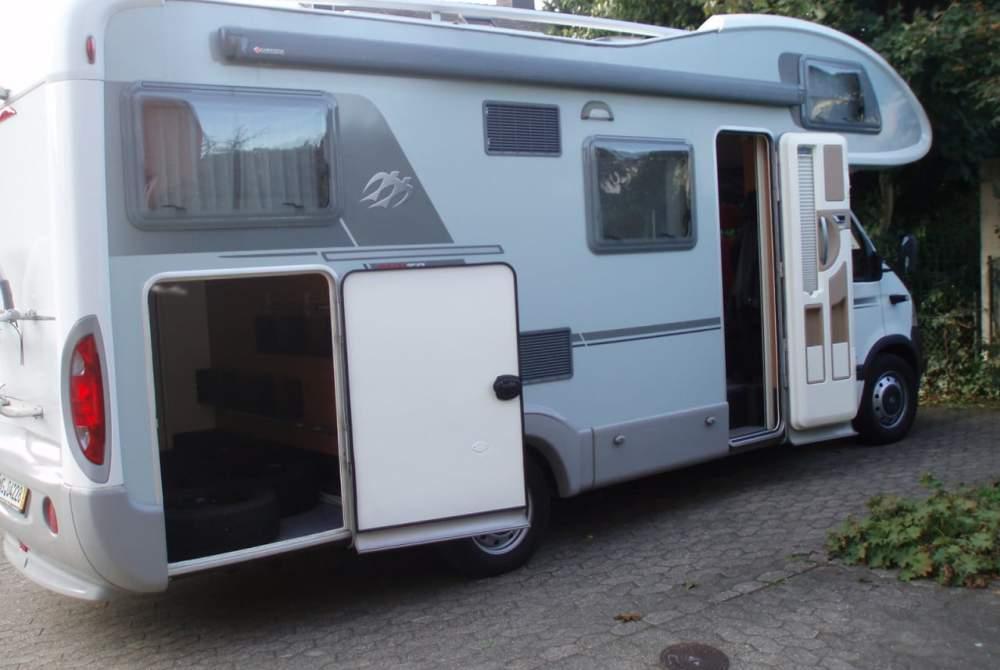 Wohnmobil mieten in Mönchengladbach von privat | Knaus Automatik Knaus