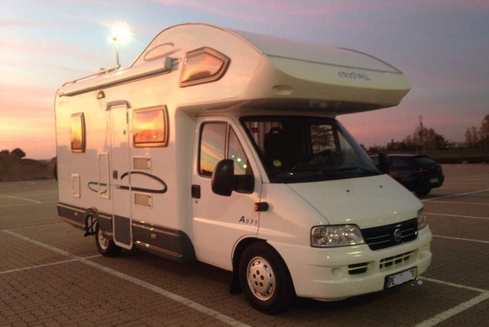Wohnmobil mieten in Lengede von privat | Cristall Sunshine Mobil