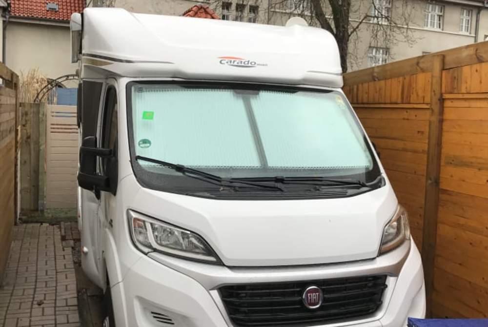 Wohnmobil mieten in Lünen von privat   Fiat Paulchen