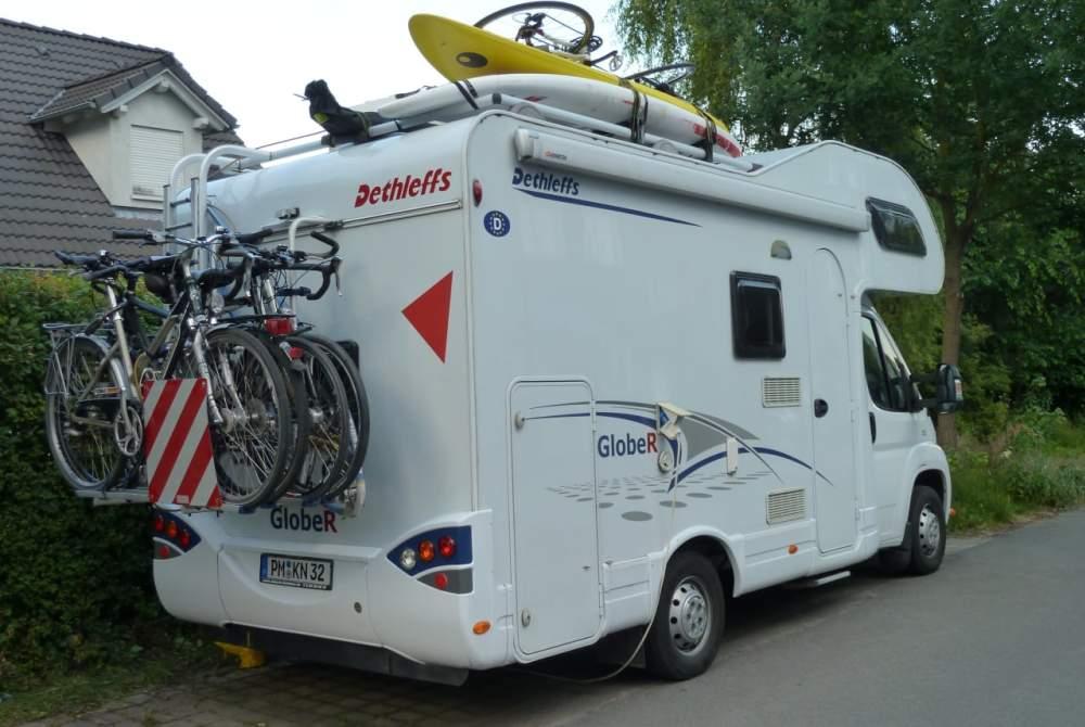 Wohnmobil mieten in Teltow von privat | Dethleffs Krümel Car
